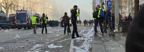 EN DIRECT - «Gilets jaunes»: plus de 32.000 manifestants dans toute la France