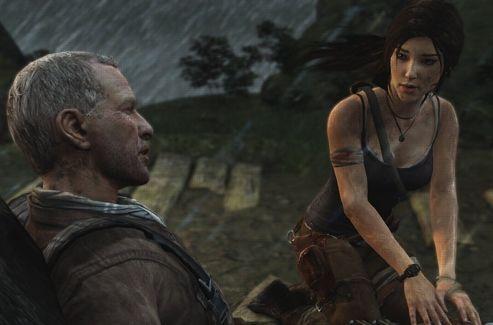 Lara tentera de sauver ses compagnons, avec plus ou moins de réussite.