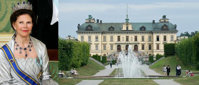 SOS fantômes, la reine Silvia affirme que son château est hanté