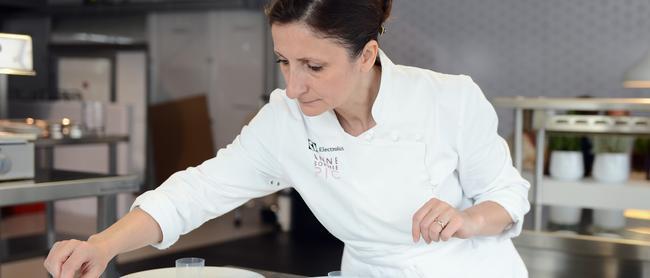 Anne-Sophie Pic, l'étoile de la cuisine française