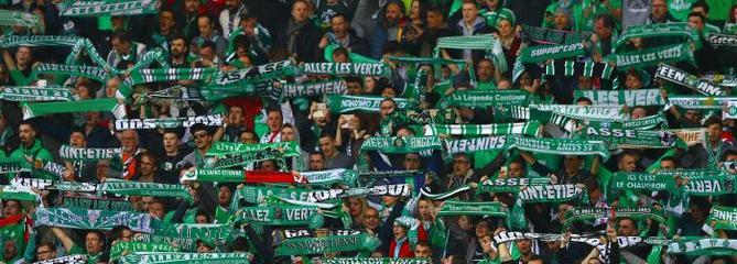 Du vert au rouge, quelle sera l'issue de la Fußball Romanze de Saint-Etienne ? 1/2