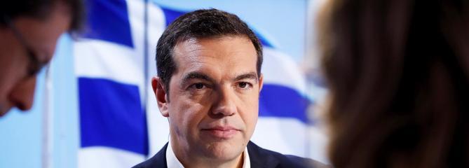 Alexis Tsipras au Figaro : «L'Europe, c'était la punition»