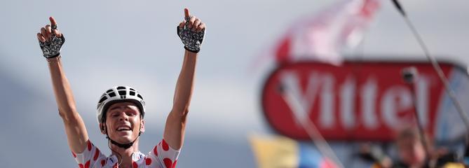 Barguil, un «pois lourd» dans la légende du Tour du France