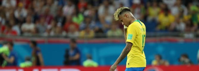 Coupe du monde 2018 : Neymar et le Brésil calent d'entrée