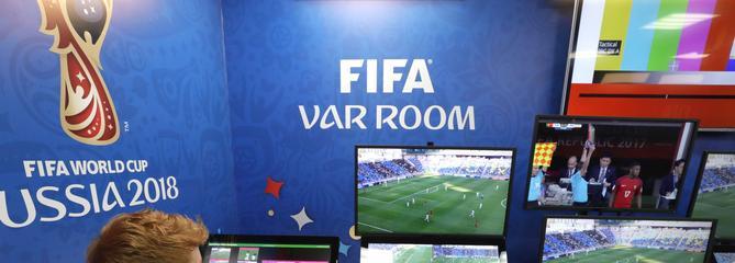 Mondial 2018 : L'arbitrage vidéo entre (enfin) en jeu en Russie