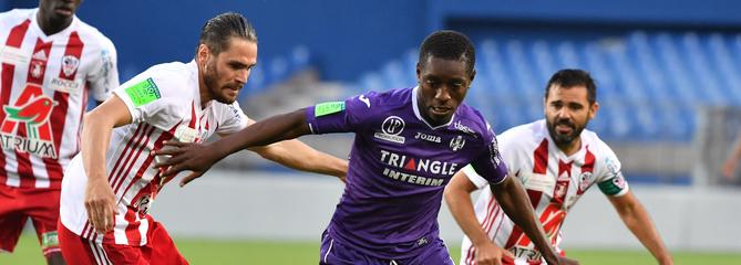 Football : suivez le match Ajaccio-Toulouse en direct