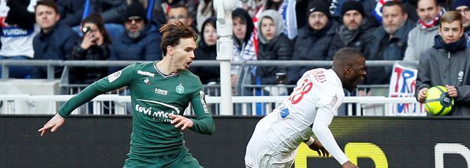 Ligue 1 : suivez Lyon-Saint-Étienne en direct