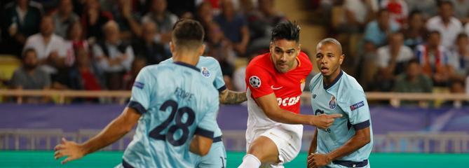 Ligue des champions : Monaco-Porto en direct