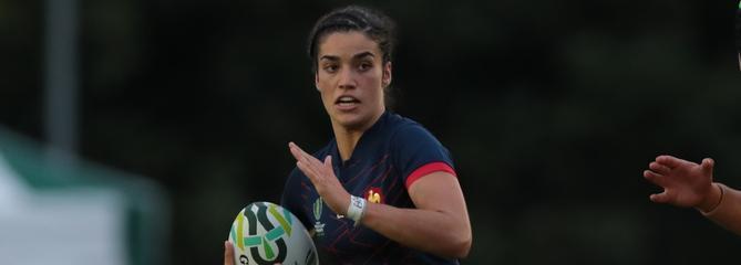Rugby féminin : suivez Angleterre-France en direct