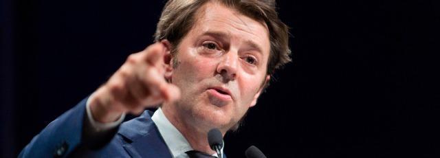 François Baroin, chef de file de la campagne LR pour les législatives, affirme que Les Républicains n'entendent pas incarner une