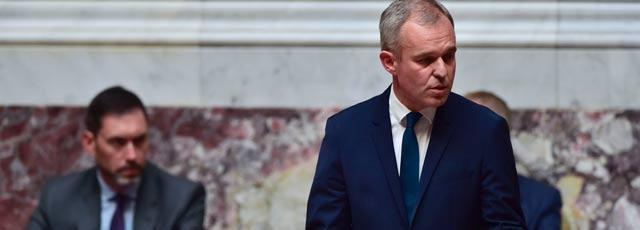 L'élection de François de Rugy à la présidence de l'Assemblée critiquée