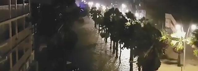 Ouragan Maria : «dégâts peu importants» en Martinique