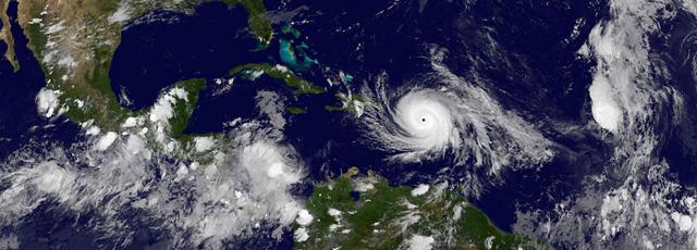 Après la Guadeloupe, l'ouragan Maria menace Porto Rico