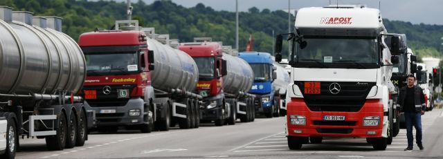 Pénuries de carburant: la région parisienne est la plus touchée