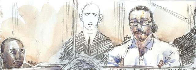 Revivez la sixième journée du procès de Jawad Bendaoud