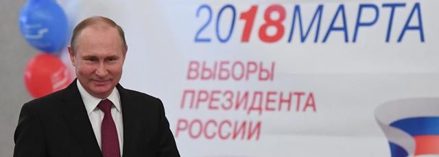 Russie : Vladimir Poutine largement réélu président