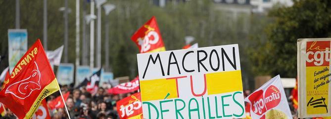 CGT : des heurts en marge de la manifestation parisienne