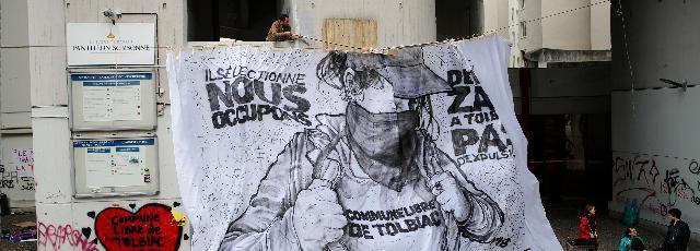 Université de Tolbiac : le blocage levé après l'intervention de la police