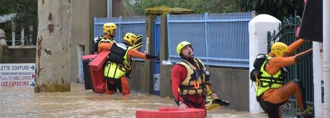 Au moins treize morts après les inondations dans l'Aude