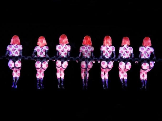Baby Buns (tableau issu du spectacle Forever Crazy)