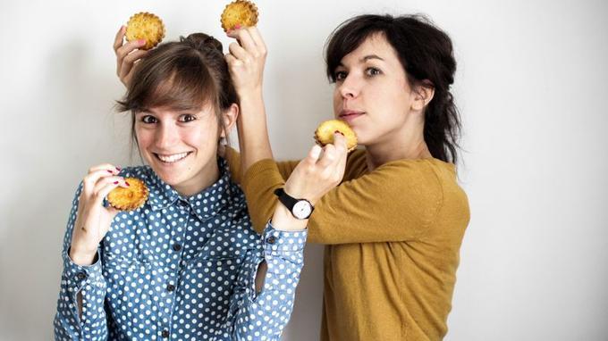 Sur le blog, Lucie de la Héronnière et Mélanie Guéret revisitent les marques cultes de la grande distribution, sans colorants ni additifs.