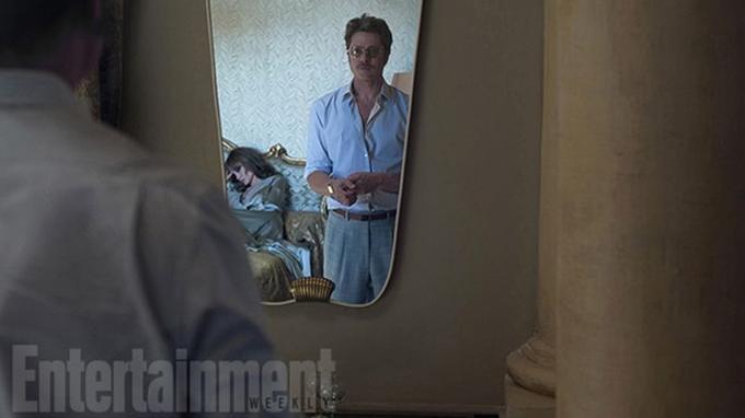 Brad Pitt et Angelina Jolie incarnent une fois de plus un couple en crise.