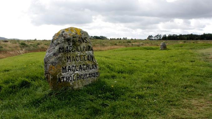 Le site de la bataille de Culloden. Crédits photo: Nick Bramhall sous licence Creative Commons.