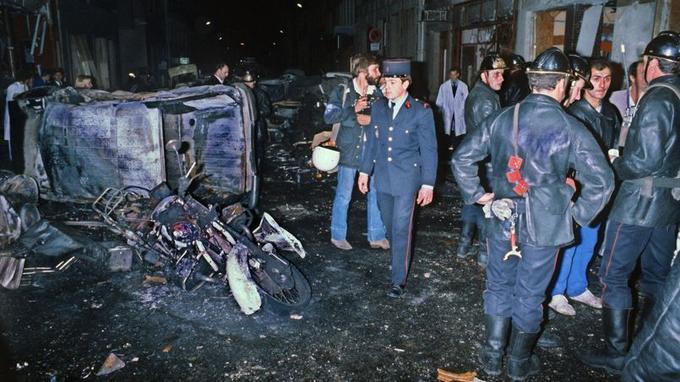 Le 3 octobre 1980, l'attentat contre la synagogue avait coûté la vie à personnes.