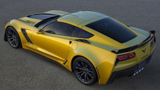 la chevrolet corvette z06 a un prix. Black Bedroom Furniture Sets. Home Design Ideas