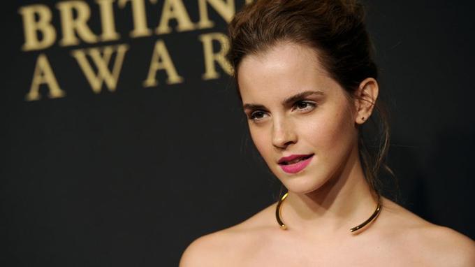 Emma Watson a été nommée ambassadrice de l'ONU.