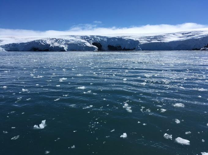 Les glaciers fondent trois fois plus vite depuis cinq ans — Antarctique