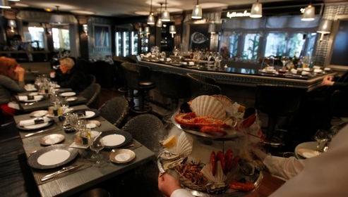 Lire la critique : Le Bar à Huîtres - Place des Vosges