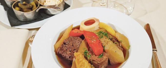 Lire la critique : Brasserie Lipp