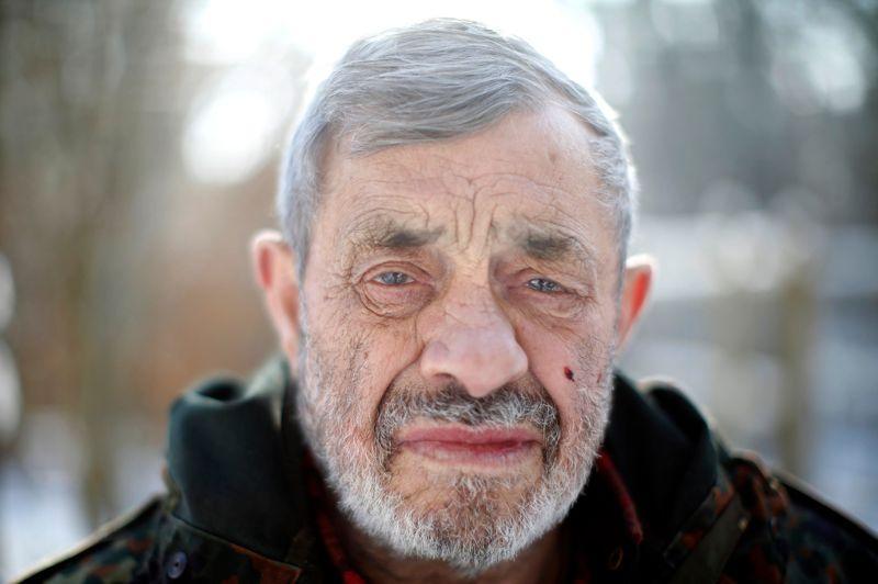 À bientôt 80 ans, Werner Freund, ancien parachutiste de l'armée allemande est considéré comme l'un des plus grands éthologues (spécialiste du comportement animal) contemporains.