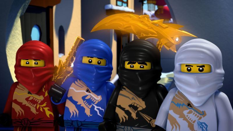 Ninjago saison 3 episodes de la s rie tv - Ninjago saison 3 ...