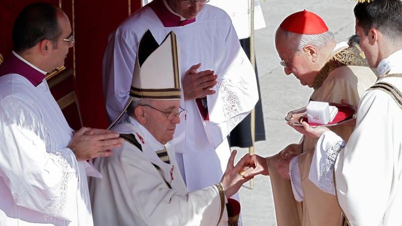 rencontre des deux papes