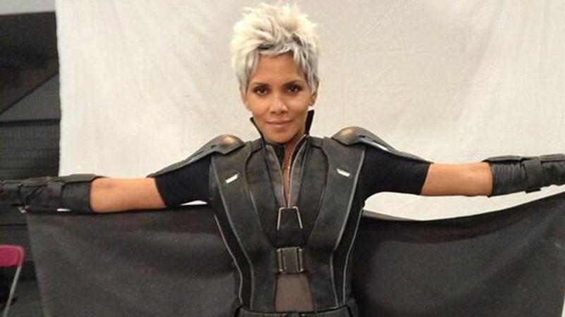 Halle Berry est de retour parmi les mutants dans la peau de Tornade.