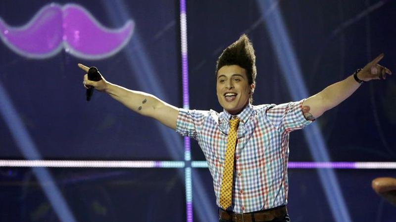 représentant eurovision france