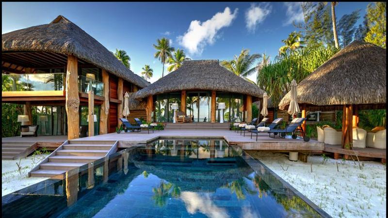 Polyn sie tetiaroa l 39 le de marlon brando - Vacances hawaii villa de luxe ultime ...