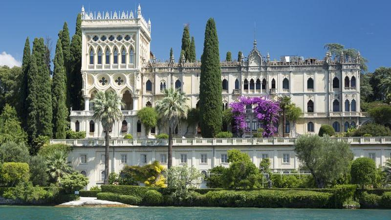L 39 le de garde une le on d 39 italie - Le jardin d italie chateauroux ...
