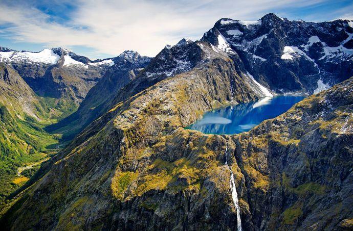 Exceptionnel Nouvelle-Zélande: entre ciel et terre au pays des hobbits FO63