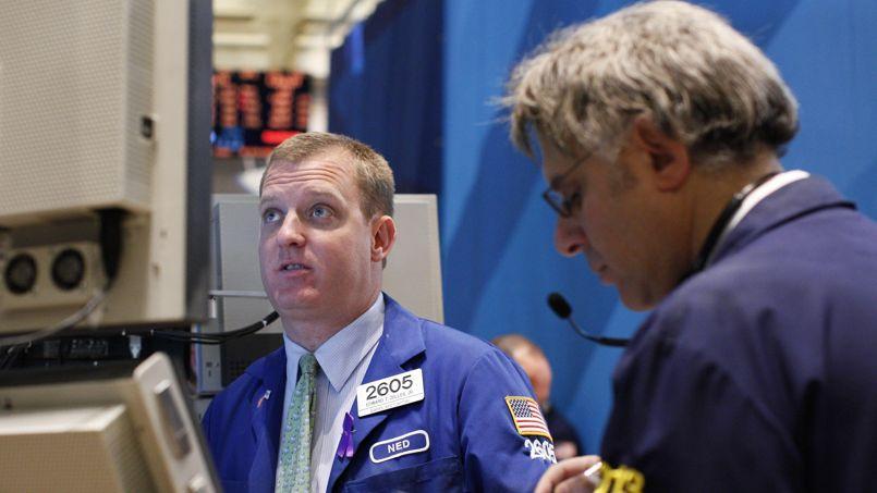 Le risque de turbulences progresse sur les marchés financiers selon la Banque de France - Indices & Actions - Le Figaro Bourse