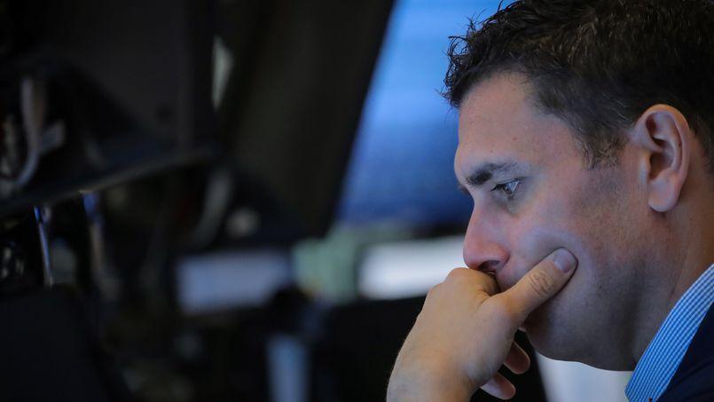 La Bourse de Paris limite ses pertes mais reste méfiante - Indices & Actions - Le Figaro Bourse