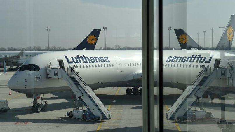Les compagnies aériennes accusent le coup en Bourse après l'avertissement de Lufthansa - Indices & Actions - Le Figaro Bourse