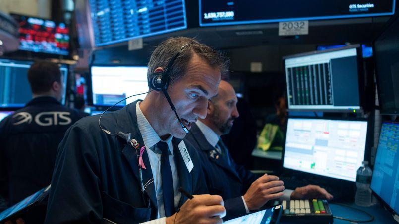Nouvelles secousses sur les marchés - Indices & Actions - Le Figaro Bourse