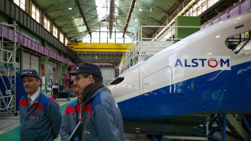 Alstom conserve la confiance des investisseurs