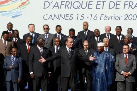 L'appel de Jacques Chirac contre ''l'horreur du Darfour''