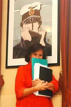 Teresa Cremisi, la flamme