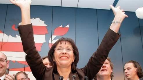 Revers pour Angela Merkel dans la Hesse