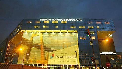 Natixis, peu exposé à la faillite de Lehman Brothers
